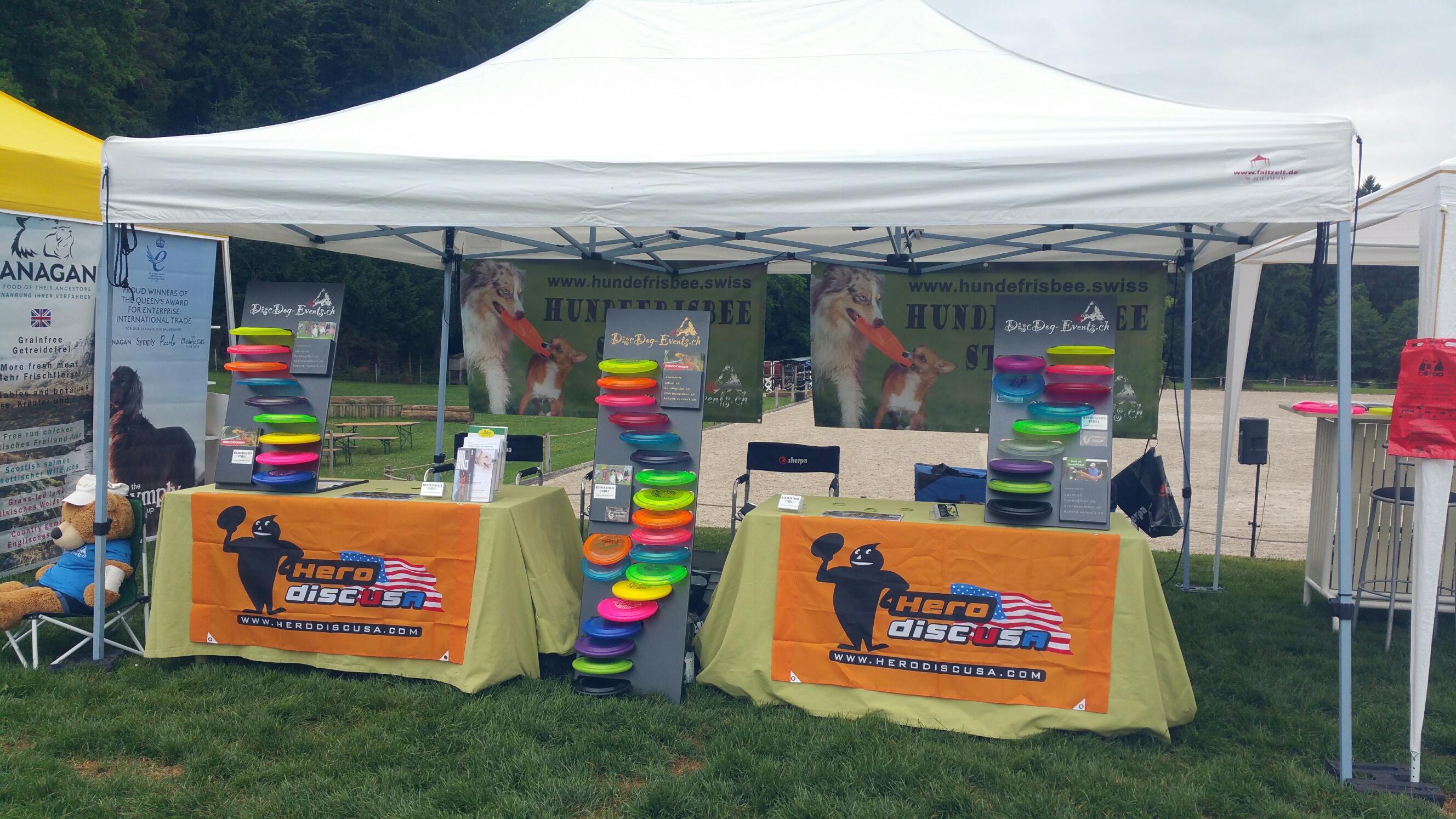 Frisbee kaufen bei DiscDog-Events
