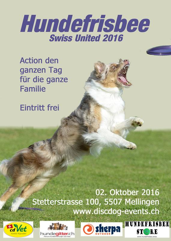 Flyer Hundefrisbee Turnier